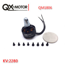 QX-Motor RC מטוס מנוע מנוע Bushless 1806 2280kv מוטור Brushless עבור Multicor Quadcopter סיטוני