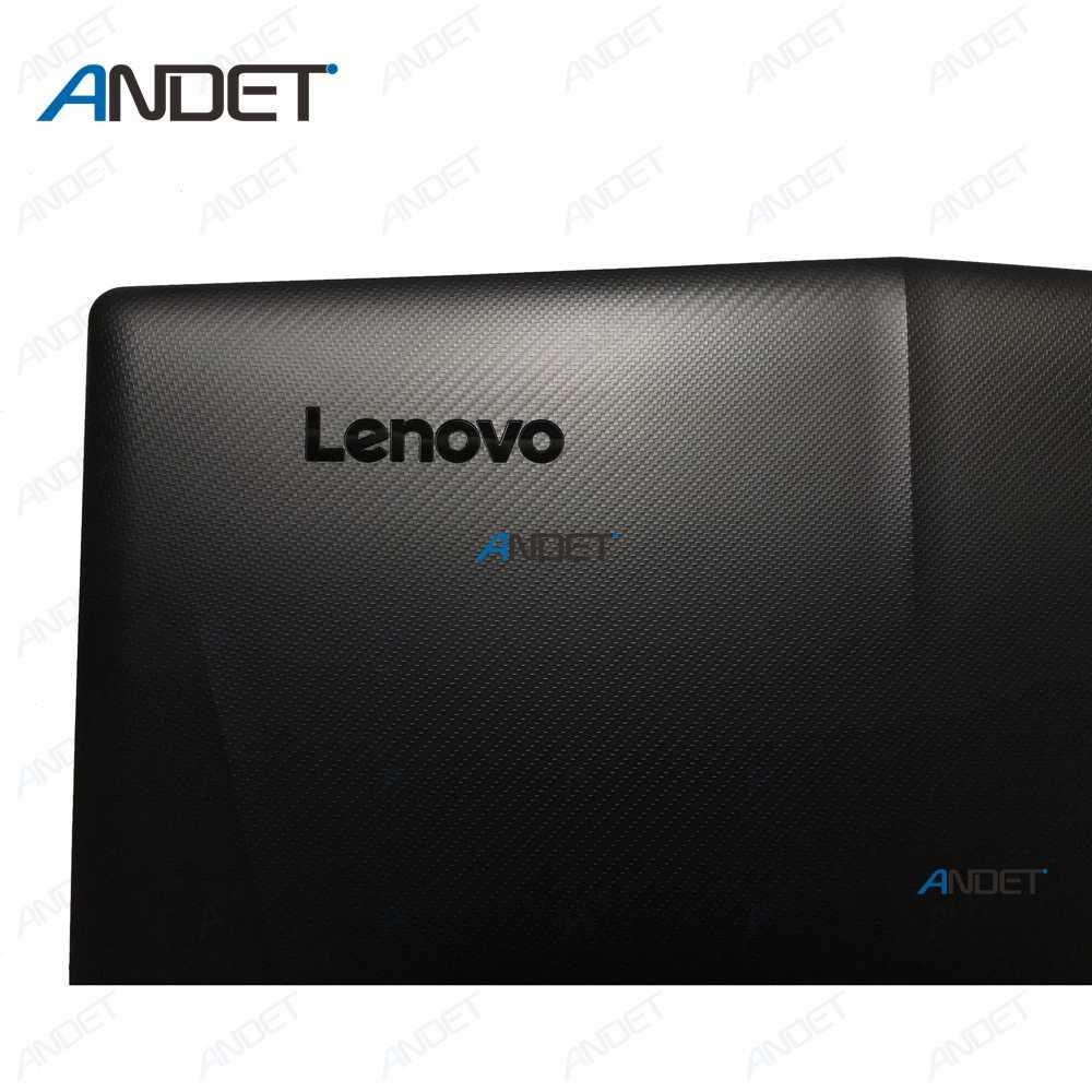 Новый оригинальный для lenovo Легион Y520 R720 Y520-15IKB Y520-15 R720-15 ЖК-дисплей принтами задняя крышка чехол верхняя оболочка шарнир 5CB0N00250