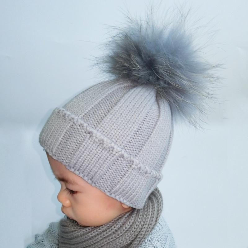 FURANDOWN Enfants Hiver Bonnets Chapeaux Bébés Garçons Filles - Accessoires pour vêtements - Photo 3