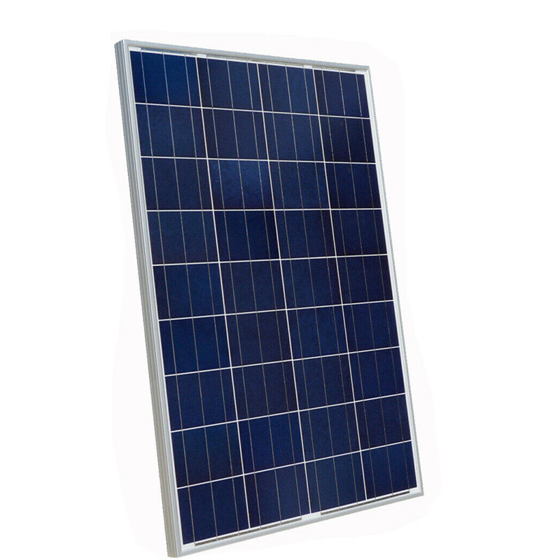 100w 16v Mono Solar Panel Module Cell for RV Boats Caravan 12v Battery Charger