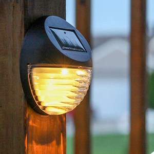 4pcs/lot LED Solar Light 2LED