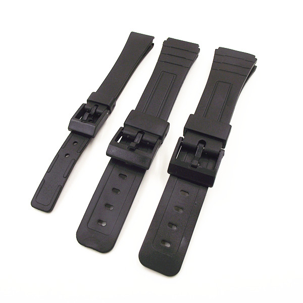 1PCS 14mm 18mm 20mm black color resin watch band watch straps man and woman wrist watch straps for casio bands -0145RWS i5 gsm wrist watch phone w 1 8 resistive screen quad band single sim and fm black