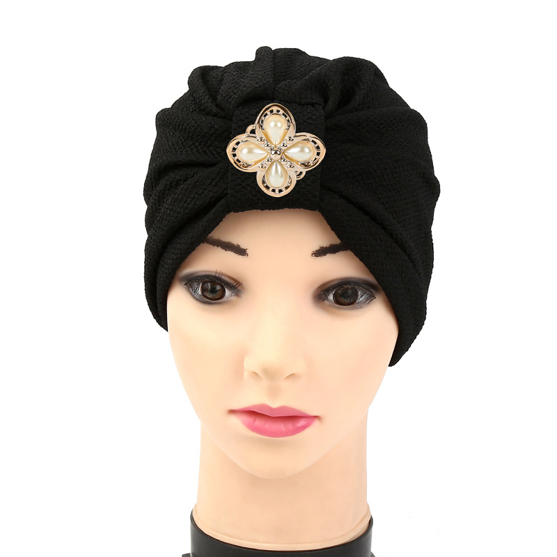 10 colors Muslim Women Soft Hijab pray hat