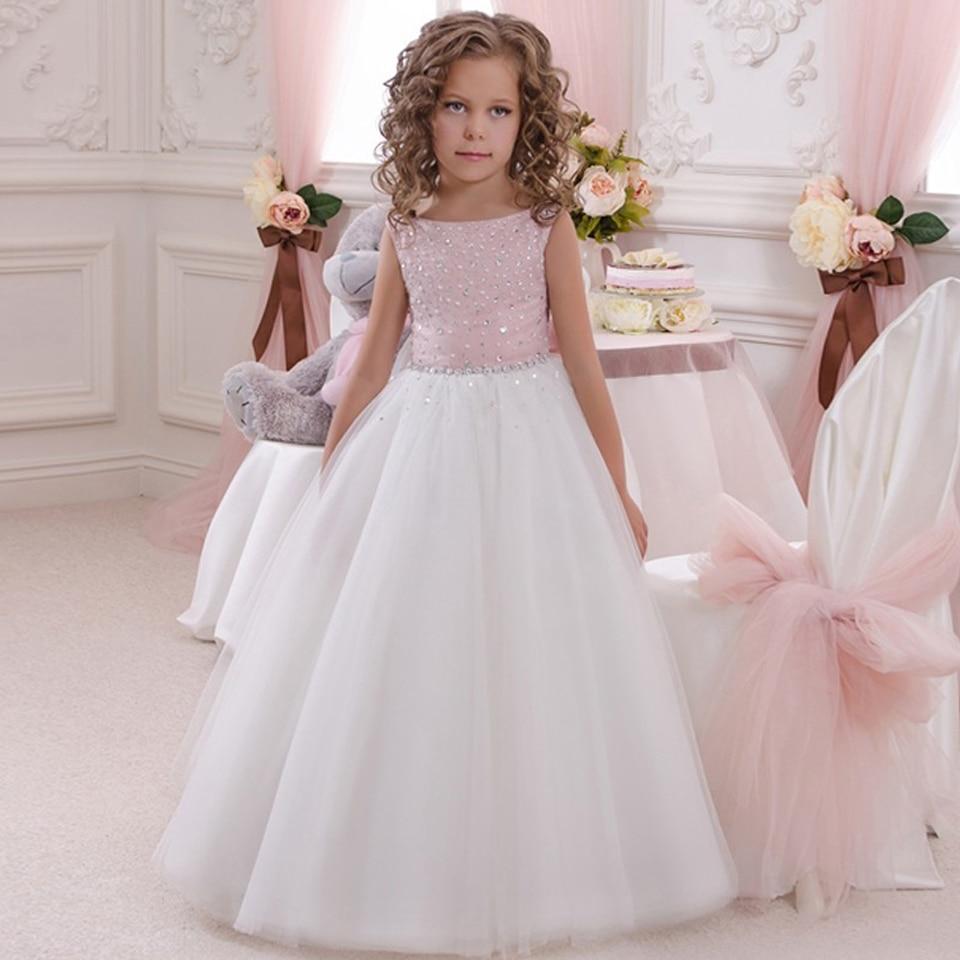 Kleid Kind Hochzeit