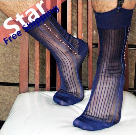 56345f92f Male stockings tnt sock men s nylon socks Summer men Business socks export  goods free shipping