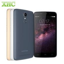 "HOMTOM HT17 HT17 Pro Smartphone 8 GB/16 GB LTE 4G 5.5 ""Android 6.0 MT6737 Quad Core RAM 1G/2G 3000 mAh D'empreintes Digitales Téléphone Film Cadeau"