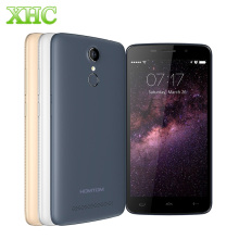 "HT17 HOMTOM Smartphone 8 GB MT6737 LTE 4G 5.5 ""Android 6.0 Quad Core 1.1 GHz RAM 1 GB 3000 mAh Huella Digital de Cine Móvil de Regalo"