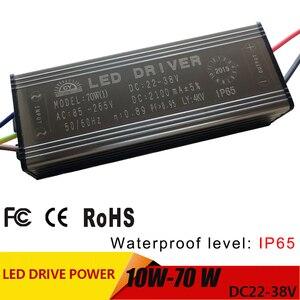 LED Driver 10W 20W 30W 50W 70W