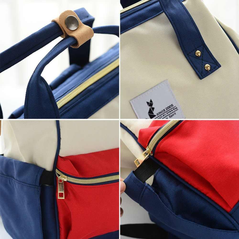 Мумия подгузник для беременных сумки большой емкости водонепроницаемый коврик для коляски рюкзак сумки уход за ребенком Органайзер сумки