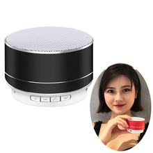 Mini Bluetooth Speaker Wireless Stereo Portable Led Loudspeaker Music Play Support TF Card Speakers For PC phone Cycling Camping цена и фото