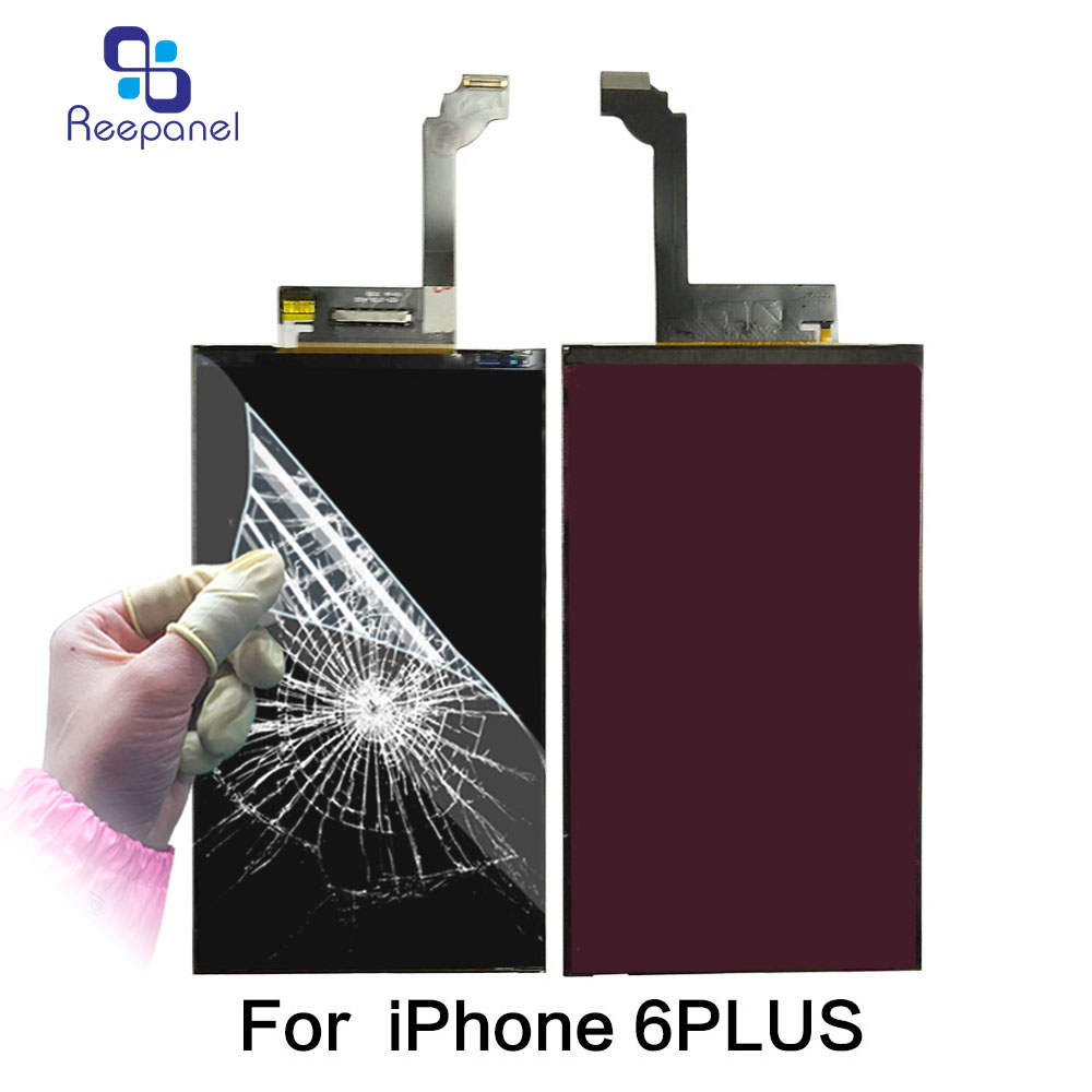 10PCS/Lot Grade AAA LCD Module For iPhone 6 Plus LCD Display Monitor Module Replacement LCM LCD Display Digitizer Assembly parts