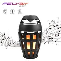 FELYBY Portable Bluetooth Speaker Outdoor Wireless Mp3 Speaker Powered Audio Usb Music Speakers Waterproof Shockproof Subwoofer