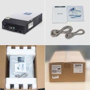 Image 5 - 5000W Solar Inverter 80A MPPT Off Grid Inverter 48V 220V Hybrid Inverter Pure Sine Wave Inverter 60A Battery Charger