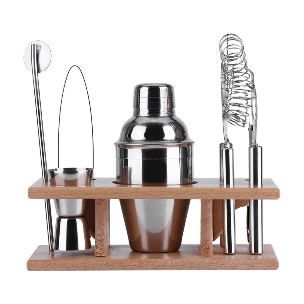 Best Of Bar tool Set with Stand
