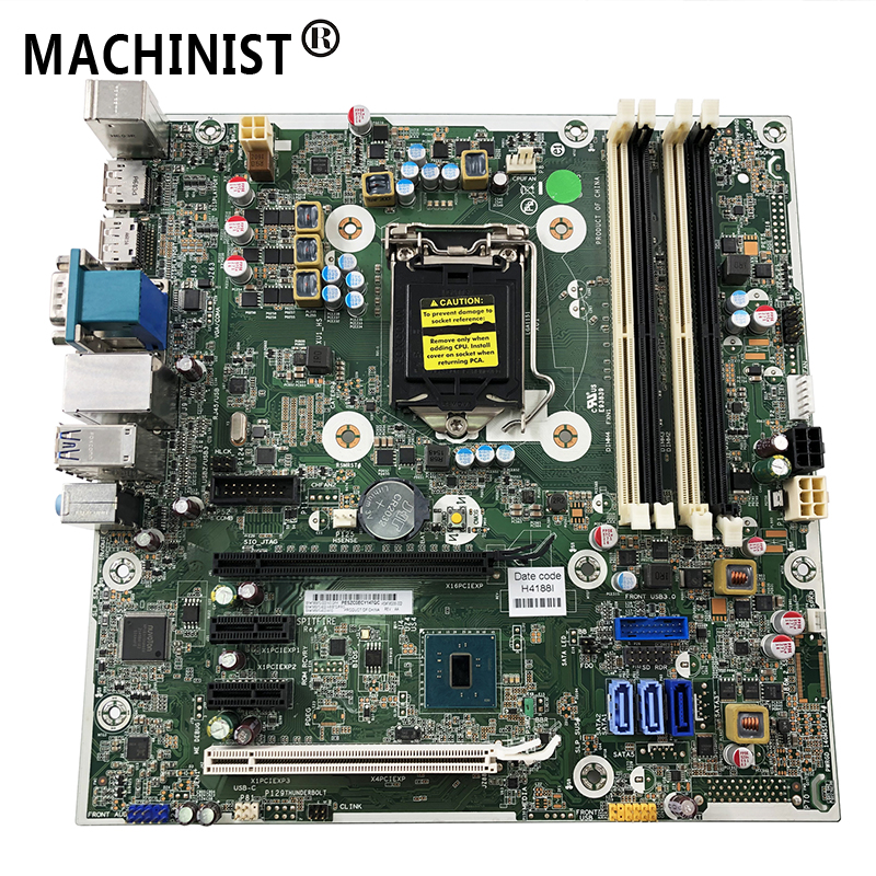 US $84 9 |Original For HP 800 G2 SFF Q170 desktop motherboard LGA 1151 DDR4  795970 002 795970 602 795206 002 MB Free shipping fully Tested-in