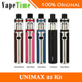HOT! Joyetech UNIMAX 25 Starter Kit 3000mah 5ml Vaping Kit with BFL Kth-DL.Head 0.5ohm e cigarettes Vs Only unimax 25 Battery