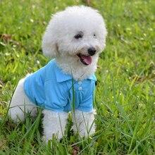 Pet T Shirt Spring Puppy Dog Vest