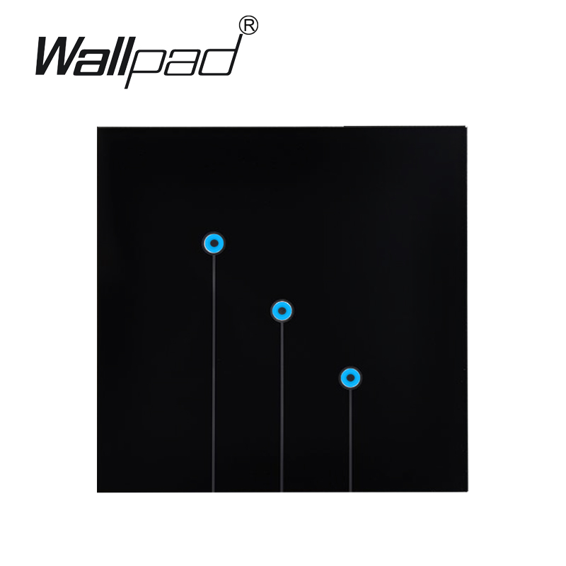 110V~250V Black 3 gangs 1 way Waterproof Glass LED touch light switches wall switch touch,Wallpad Free Design OEM,Free Shipping110V~250V Black 3 gangs 1 way Waterproof Glass LED touch light switches wall switch touch,Wallpad Free Design OEM,Free Shipping