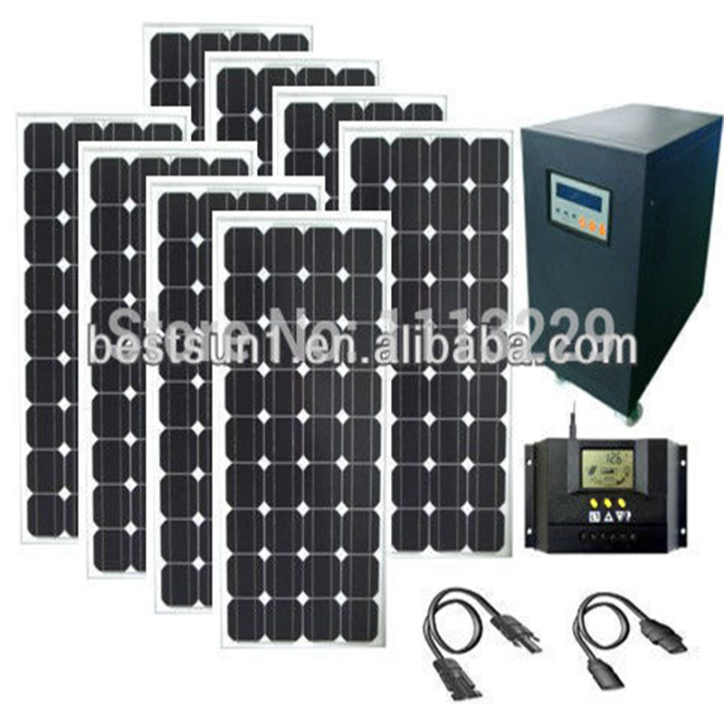 Emejing Solar Power System Design For Home Images - Amazing House ...