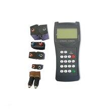 TDS-100H Portable Handheld Ultrasonic Flow meter with Sensor HS/S1/S1H(DN15-100mm) /M2/M1H(DN50-700mm) /L1(DN300-6000mm) 2 pieces heidelberg sensor m2 198 1563 06 for heidelberg pelton sensor m2 198 1563