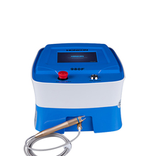 лучшая цена New arrival 980 nm Diode Laser Vascular Removal Machine for Spider Veins Removal
