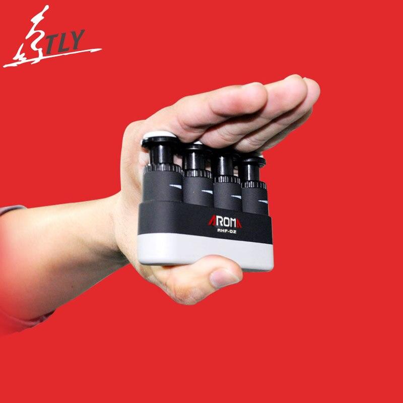 ARÔME Guitare Doigt Exerciseur Formation Dispositif Piano Basse Pratique S'étendent-O-Grip Fortifiant Instruments Accessoires 4 Couleurs