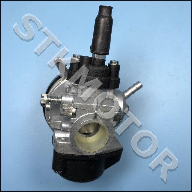 무료 배송 19mm carburateur type dellorto carbu 15 sha peugeot 103 mbk 51 기화기 neuf
