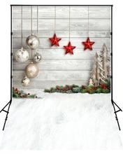 HUAYI Art Fabric Christmas Backdrop Photography For Newborn Background XT-4338 huayi gray wood floor art fabric cloth backdrop photography portrait for studios newborn background d 8947