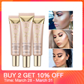 O.TWO.O Face Highlighter Primer Base Primer Contouring Concealer Shimmer Highlighter Whitening Moisturizer Oil-control