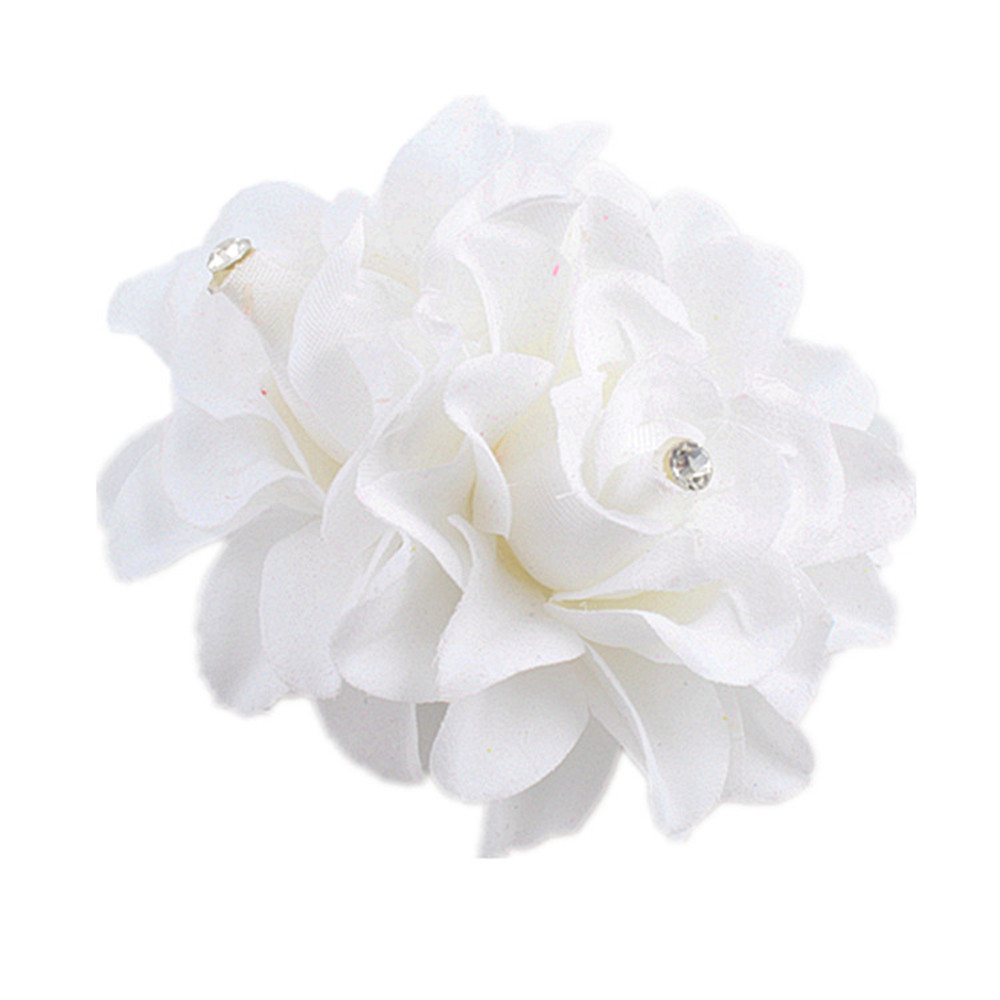 Beautiful Flower Hair Pin Clip Pin Hairband Bridal Wedding Party For ...