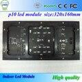 Али экспресс китай крытый P10 из светодиодов жк-модуль 320 * 160 мм 32 * 16 пикселей 1 / 8 сканирование SMD3528 3in1 RGB полноцветный из светодиодов экран