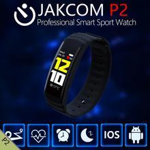 JAKCOM P2 Inteligente Profissional Relógio Do Esporte como Pulseiras em caber mi banda elephone 5 mi banda ajuste pulseira 2
