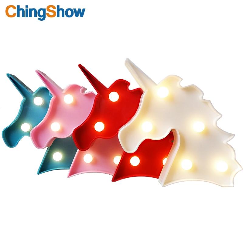 3D mini night light LED Wandleuchte Flamingo Anana...