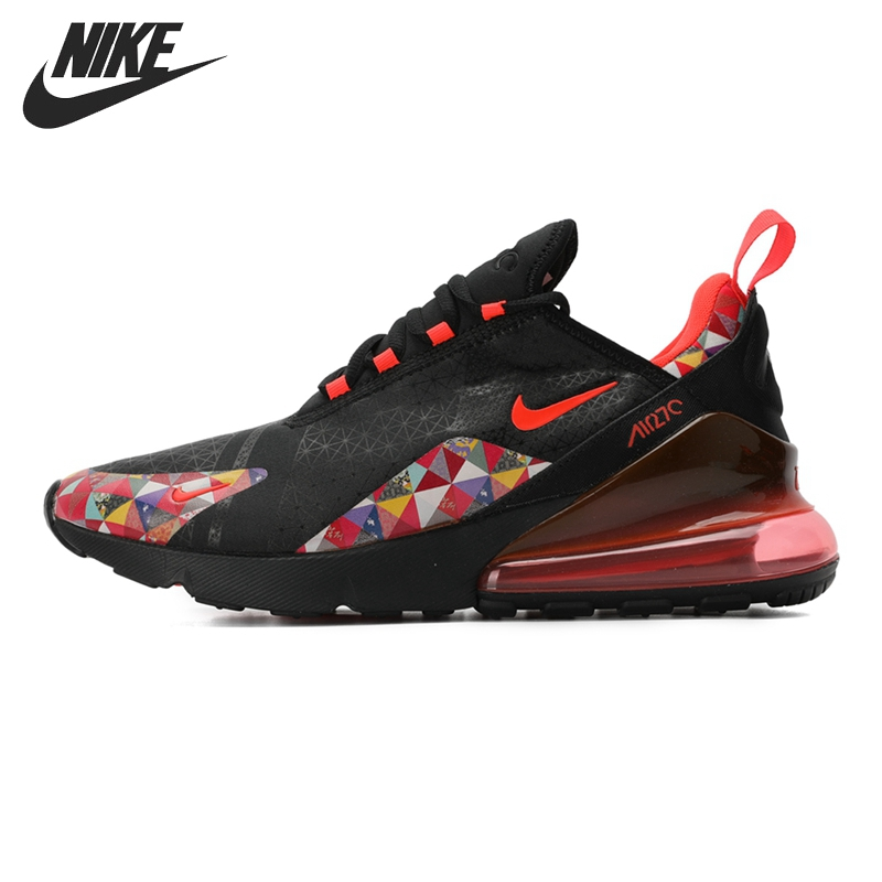 Original New Arrival 2019 NIKE AIR MAX 270 Men's Running Shoes Sneakers title=