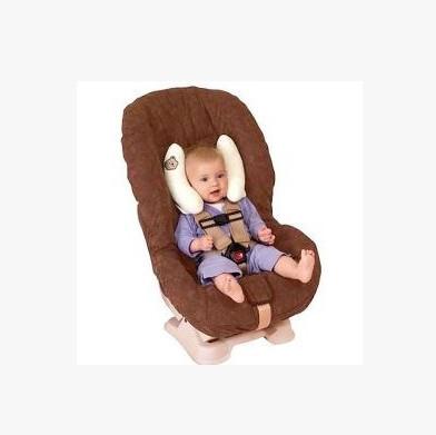 0-18Month Animmal Suporte Encosto De Cabeça Do Pescoço Travesseiro De Viagem Do Bebê Dos Desenhos Animados Travesseiro Acessórios Carrinho De Bebê Pad Cinto Capa U Travesseiros