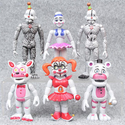 10 cm 6pcs set pvc five nights at freddy s action figure toys foxy freddy fazbear.jpg 250x250