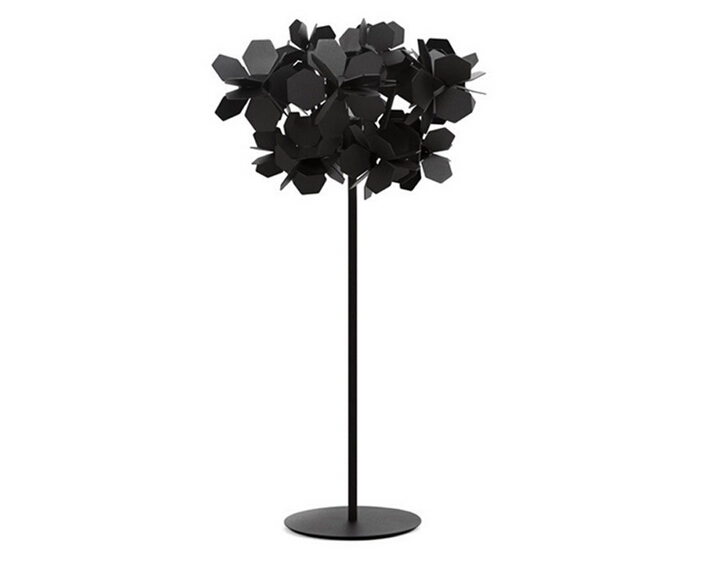Modern creative petal floor lamp creative aluminium floor lamp for modern creative petal floor lamp creative aluminium floor lamp for living room bed room restaurant ac 80 265v 1982 in floor lamps from lights lighting on aloadofball