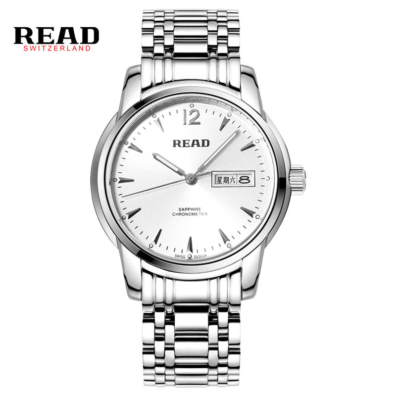 Read 2017 Luxury Watches Men Quartz Fashion Casual Male Sports Watch Date Clock Full Steel Military Wristwatches PR47 2016 biden brand watches men quartz business fashion casual watch full steel date 30m waterproof wristwatches sports military wa