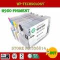 [Полный Пигмент] многоразовый картридж для принтера HP950 HP951  подходит для принтера HP officejet pro8600  с чипами ARC