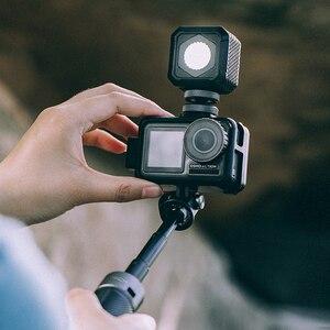 Image 5 - Pgytech osmo 액션 카메라 케이지 보호 케이스 dji osmo 액션 스포츠 카메라 프레임 커버 쉘 하우징 액세서리