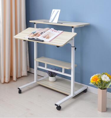 Стоял Рабочий стол. Портативный таблице. Ноутбук desk.10 ...