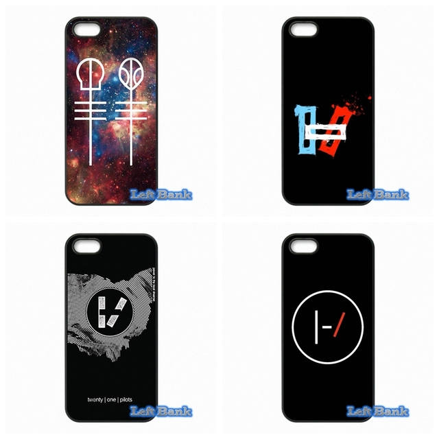 new product 0c854 2b7d0 US $4.99 |Twenty One Pilots Phone Cases Cover For Samsung Galaxy 2015 2016  J1 J2 J3 J5 J7 A3 A5 A7 A8 A9 Pro-in Half-wrapped Case from Cellphones & ...