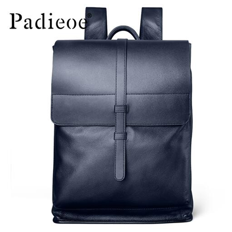 Luxury Designer Genuine Leather Men Backpack High Quality Laptop Backpack Mochila Masculina Large Capacity Male Daypack BackpackLuxury Designer Genuine Leather Men Backpack High Quality Laptop Backpack Mochila Masculina Large Capacity Male Daypack Backpack