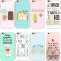 Phone cases spain fashion wonderful Cartoon clear soft silicon fundas case cover for Apple iPhone 7 6 6S