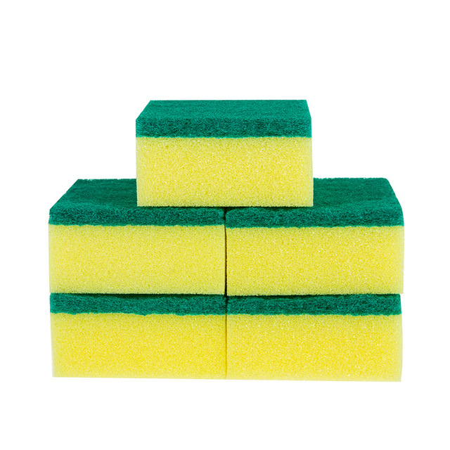 5pcs Dish washing Sponge High Density