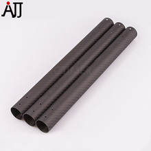 3PCS Y6 Trooper 900mm Replacement Tube Carbon Fiber Arm 30x335mm for FPV Multi-Rotor RC Quadcopter