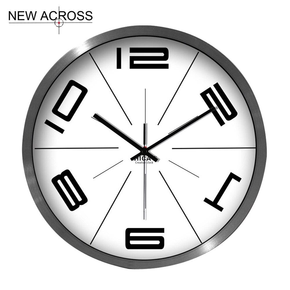 Gohide 1 Unids Simple Reloj Digital Moderna Sala De Estar  # Muebles Digitales
