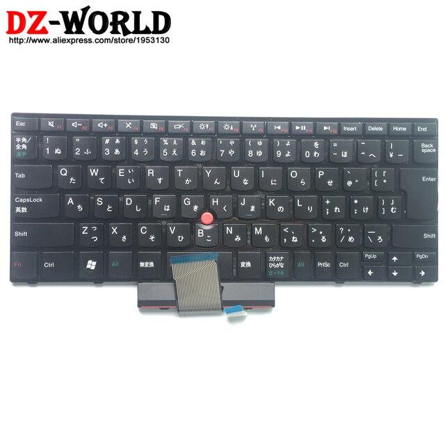 New/Orig JP Japanese Keyboard for Lenovo Thinkpad E420 E425 E320 E325 E420S S420 Teclado 04W0831 04W2662 04W2625 0A62034