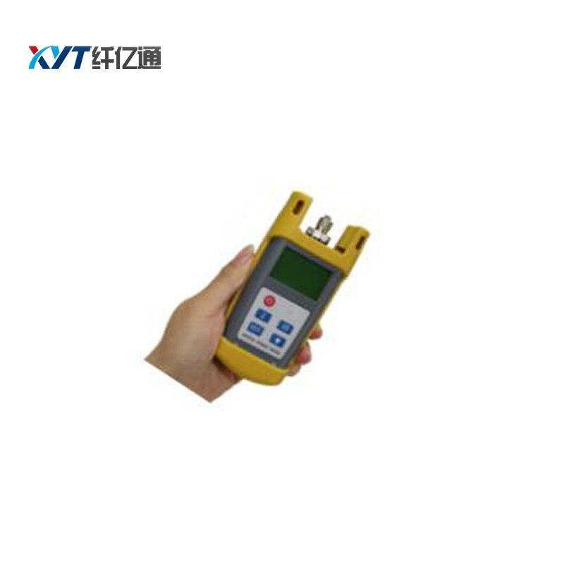 Mini Handheld optical power meter test range from -70 to 10db