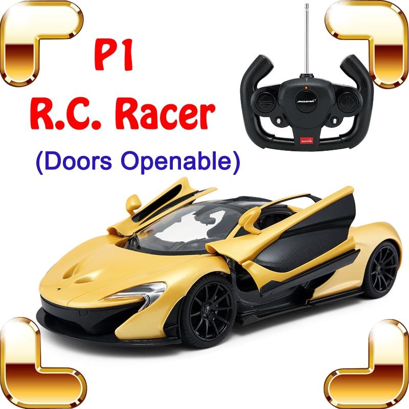 Nouveauté cadeau Mc P1 1/14 RC voiture de course électrique télécommande jouets voiture RC dérive lecteur jeu présent pour famille ami modèle